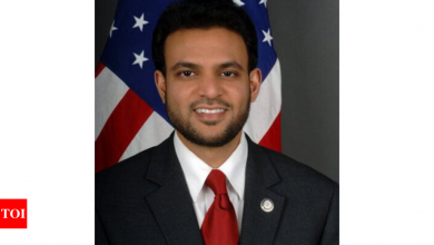Joe Biden names Indian-American to be first Muslim religious freedom ambassador - Times of India