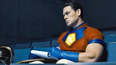 John Cena says 'The Suicide Squad outtakes inspired Peacemaker series