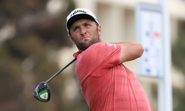 Jon Rahm reveals clubbed foot is behind his championship swing