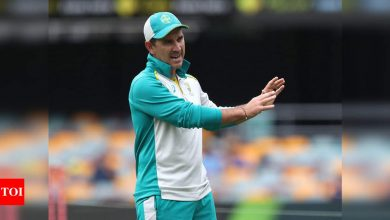 Justin Langer confronts concern over 'headmaster-like' leadership | Cricket News - Times of India