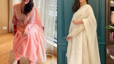 Kareena Kapoor Khan just wore an anarkali similar to one worn by Anushka Sharma during her pregnancy  | The Times of India