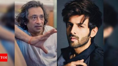 Kartik Aaryan's 'Freddie' director Ajay Bahl opted out due to date problems - Times of India