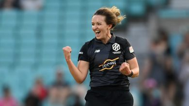 Kate Cross: 'Regardless of the result, we're history makers'