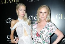 Kathy Hilton Admits She Went Into Depression After Daughter Paris