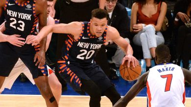 Kevin Knox could be key to Knicks-Collin Sexton trade