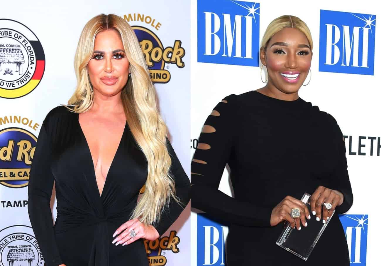 Kim Zolciak Offers Update on Friendship With Nene Leakes, Teases Return of Don't Be Tardy, and Announces Launch of Kids' YouTube Channel