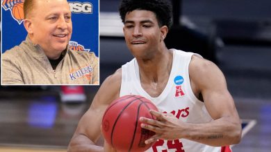 Knicks draft pick Quentin Grimes: Me and Tom Thibodeau 'match made in heaven'