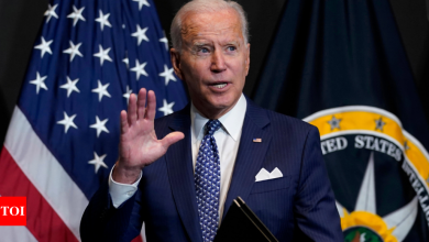 Kremlin says Joe Biden is wrong to say that Russia only has nuclear weapons and oil - Times of India