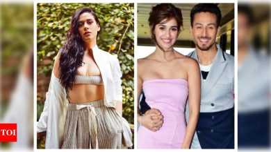 Krishna Shroff spills the beans on her brother Tiger Shroff's relationship with Disha Patani - Times of India