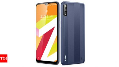 Lava Z2s smartphone with Android 11 Go OS, 6.5-inch HD+ display launched in India: Price, specs and more - Times of India