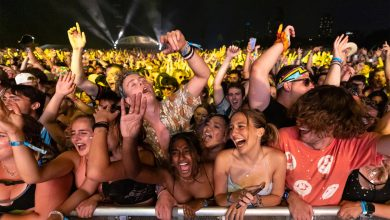 Lollapalooza announces indoor mask requirement mid-festival