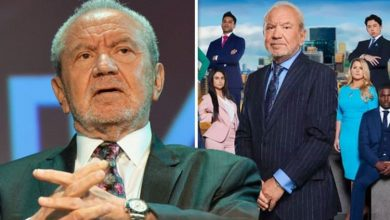 Lord Sugar urges 'complacent' workers get back to the office as scathing post sparks fury
