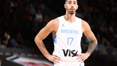 Luca Vildoza living out 'dream' with Knicks