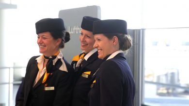 Lufthansa airline adopts gender-neutral 'guests' greeting