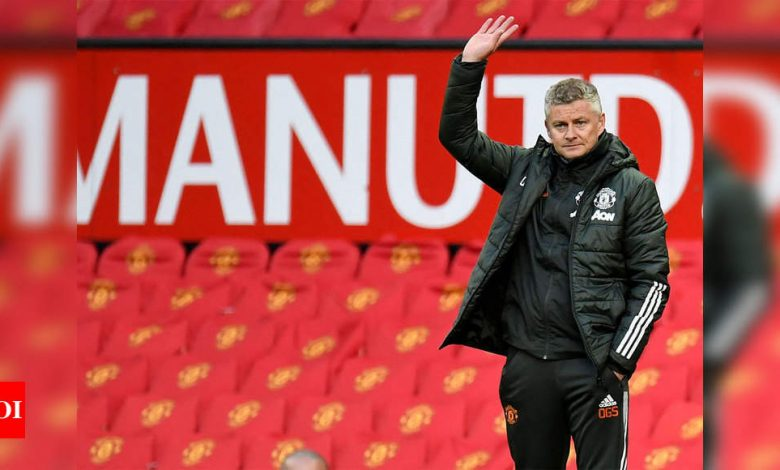 Man United manager Ole Gunnar Solskjaer 'delighted' to sign new three-year deal | Football News - Times of India