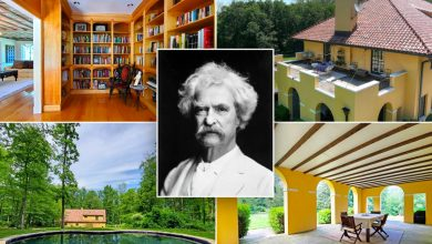 Mark Twain's final home lists for $4.2M in Conn.