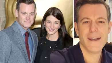 Matt Baker's wife Nicola shares Olympics-inspired names for new additions to the family