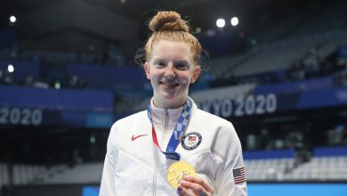 Meet Team USA's teen Olympic swimming champion Lydia Jacoby