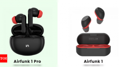 Micromax enters TWS market in India, launches Airfunk 1 Pro and Airfunk 1 earbuds - Times of India