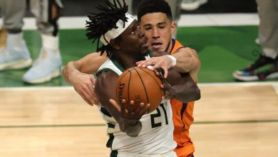 Missed Devin Booker foul nearly ruined the NBA Finals