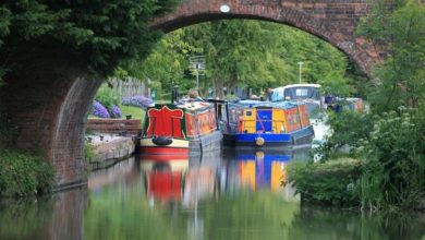 Missed out on a hotel booking this summer? Try a canal boat - best UK routes