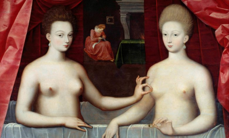 Moan-a Lisa: Louvre to sue Pornhub over X-rated art re-enactments