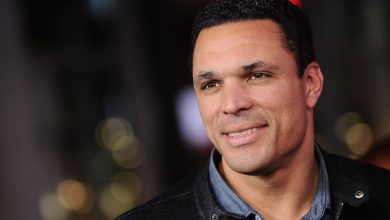 NFL Hall of Famer Tony Gonzalez leaving Fox Sports for acting career