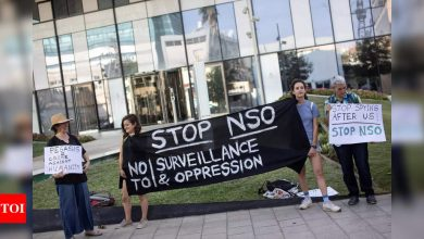 NSO Group blocks some governments from using Pegasus spyware after Israel mounts pressure - Times of India