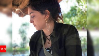 Netizens think Aamir Khan's daughter Ira Khan has blurred a pack of cigarettes in latest photo - Times of India