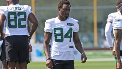 New Jets WR Corey Davis opens up about brother who died of cancer