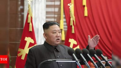 North Korea says it's facing worst food shortage in decade - Times of India