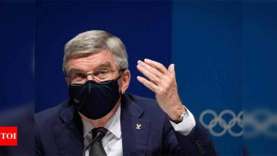 Opening of Tokyo Olympics will be 'a moment of joy and relief', says IOC president   Tokyo Olympics News - Times of India