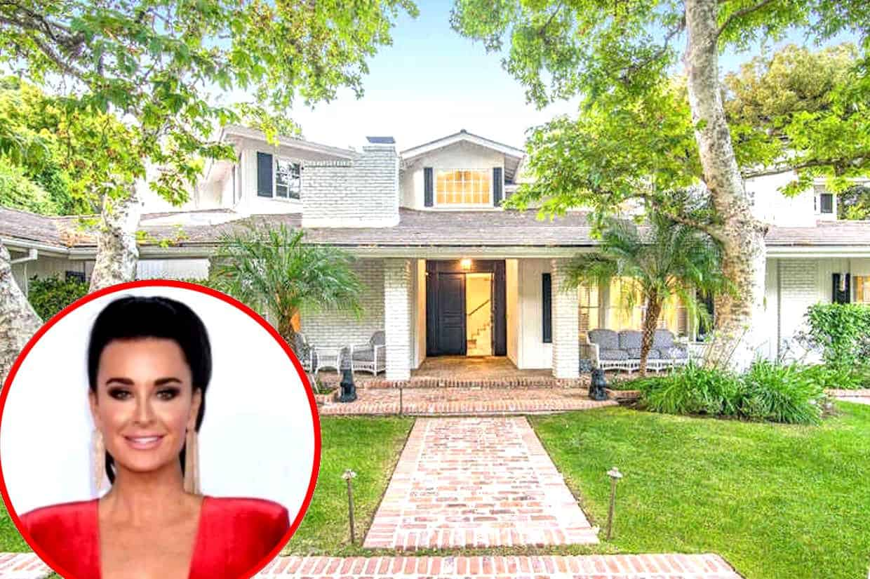 PHOTOS: RHOBH's Kyle Richards Relists Bel Air Home Rented by Sutton Stracke for $6.75 Million, Go Inside the Faye Resnick-Designed Mansion