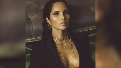 Padma Lakshmi Posts An Intensely Hot Photo From Her Past Jewellery Campaign Highlighting Life Struggles, Read On