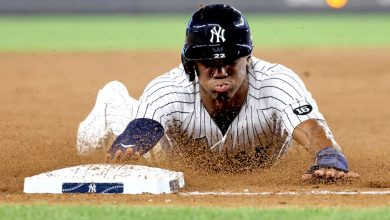 Patchwork Yankees do a bit of everything in win over Phillies