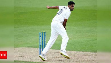 Perfect preparation for England Tests as Ashwin picks five-for against Somerset | Cricket News - Times of India