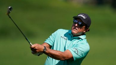 Phil Mickelson won't return to Detroit tournament after $500K gambling report