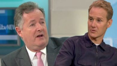 Piers Morgan hits out at 'less popular' Dan Walker amidst Simone Biles' Olympic outrage