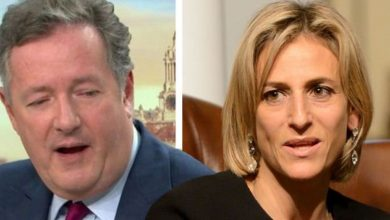 Piers Morgan speaks out on debate with Emily Maitlis amid 'pathetic' BBC backlash