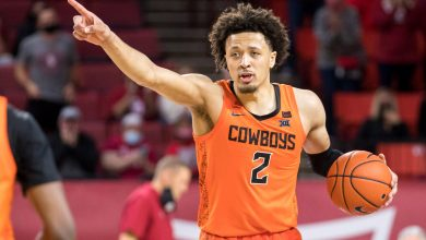 Pistons select Cade Cunningham with No. 1 pick of  2021 NBA Draft