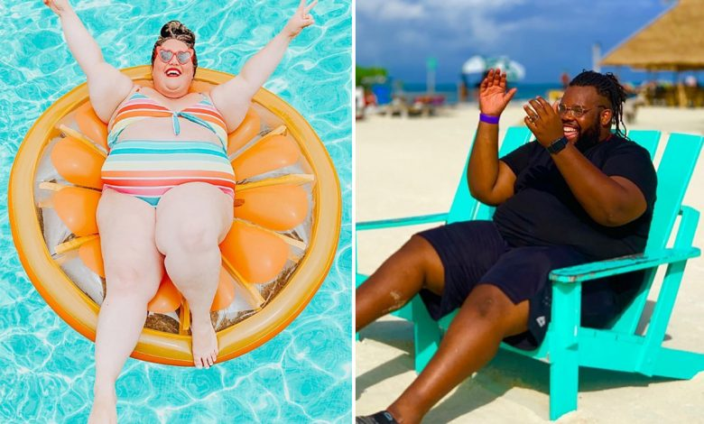 Plus-size travelers speak out about flying while fat