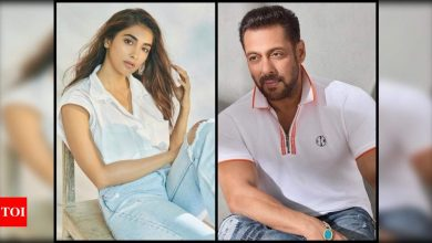 Pooja Hegde on 'Bhaijaan' co-star Salman Khan: He is very transparent about who he likes and doesn't like – Exclusive - Times of India