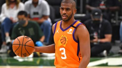 Pressure back on Suns' Chris Paul to keep NBA title from slipping away