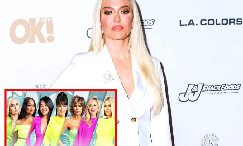 """VIDEO: RHOBH Cast Sings """"XXpen$ive"""" to Wish Erika Jayne Happy Birthday as Singer is Glad Costars Are"""