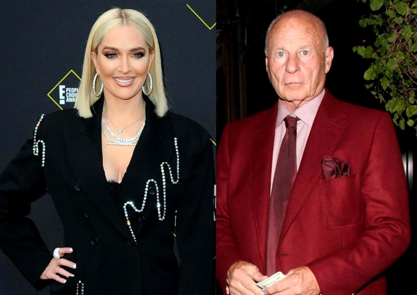 """Attorney Claims Thomas Girardi's Law Firm Spent """"Hundreds of Thousands"""" on Jewelry Purchase as Erika Jayne is Accused of Making Inconsistent Statements on RHOBH"""