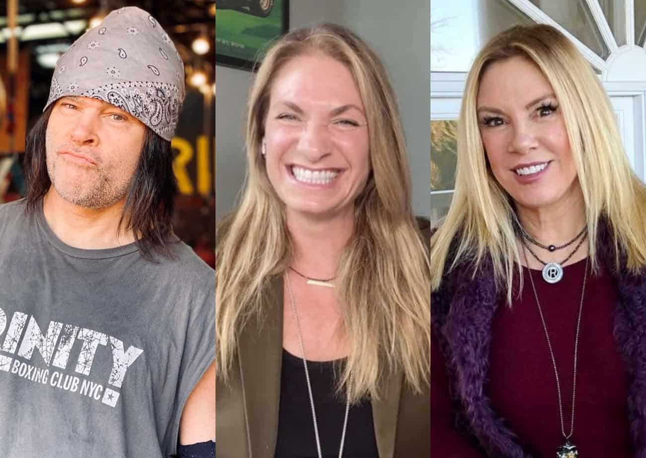 """RHONY Trainer Martin Snow Slams Heather Thomson, Claims Ramona Singer """"Hates"""" Him For Reasons He Can't Discuss, Plus He Praises Cast"""