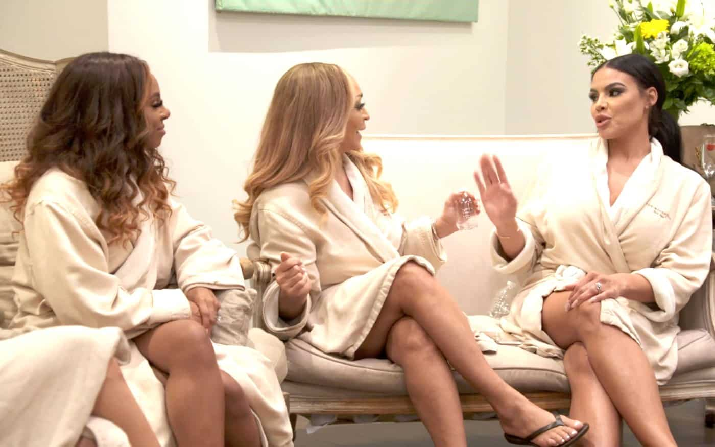 RHOP Recap: Mia Reveals She Was a Stripper When She Met Gordon as She Continues to Feud With Wendy, Plus Karen and Candiace Attempt to Mend Their Friendship