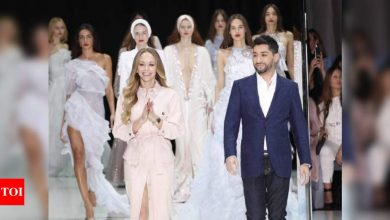Ralph and Russo legal trouble: Tamara Ralph claims she's been bullied by Michael Russo - Times of India