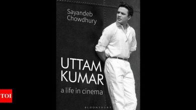 Remembering Mahanayak Uttam Kumar on his death anniversary: Exclusive excerpt from 'Uttam Kumar: A Life in Cinema' - Times of India
