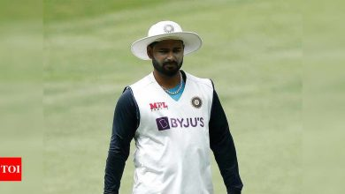 Rishabh Pant, throwdown specialist Dayanand Garani test positive for Covid-19; three more members isolated in London   Cricket News - Times of India